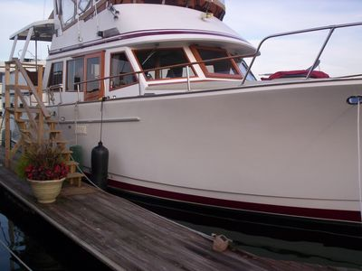Photo for Come Float in Boston Harbor on a 45 foot Yacht! Plenty of Fresh Air!