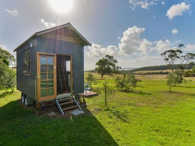 Photo for Live Big in The Gurdies Tiny House with a View