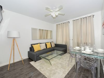 Photo for Time Squares Delight  - Three Bedroom Apartment