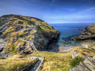 Photo for Vacation home The Chapel in Tintagel - 4 persons, 2 bedrooms