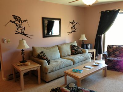 Photo for Snow Mountain Village Condo - Fantastic Views, Indoor Pool, Free Shuttle Bus