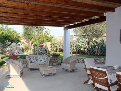 Photo for In Salento, the beautiful Masseria San Rocco with pool and large garden