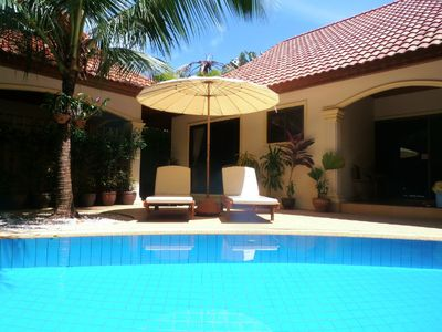 Photo for 2 Bedroom Private Pool COCONUT ISLAND