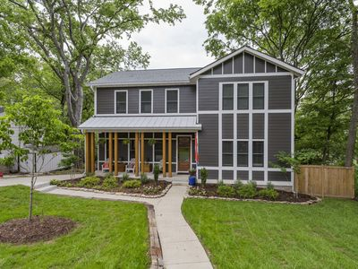 Photo for Stunning Modern Nashville Home - 4BD/2.5BTH - 8 Min Drive from Downtown