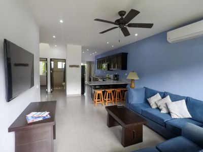 Photo for 3 Bed 3 Bath Private Condo 5 min from Tamarindo