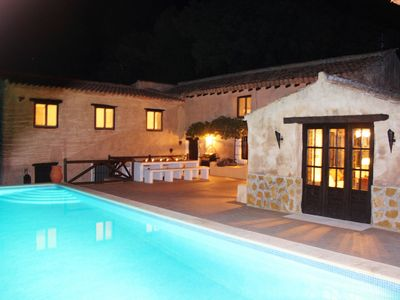 Photo for Beautiful villa in the middle of the olive groves!