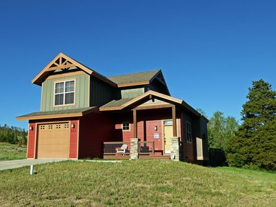 Photo for Gorgeous Granby Ranch Getaway 2,000 sqft w/ Private Hot Tub! Resort Pool & more!