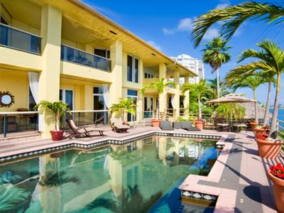 Photo for LUXE Zen Oceanfront Mansion / Jet-ski & 180° views by NOMAD GURU