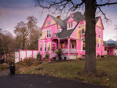 Photo for 4BR Castle Vacation Rental in Hudson, Wisconsin