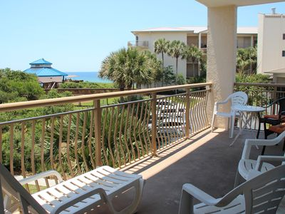 Photo for Between Rosemary & Alys; SOUTH of 30A; Gulf View; FREE Beach Setup & 2 Bikes
