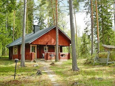 Photo for Vacation home Kuusikumpu in Petäjävesi - 6 persons, 2 bedrooms