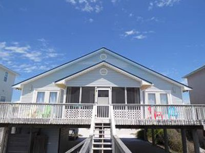 Photo for NEW LISTING! Dog-friendly, waterfront home - just steps from the white sands