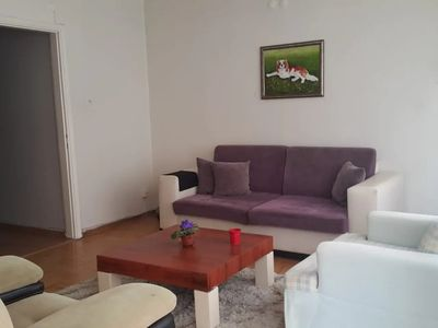 Photo for Cozy, spacious flat in the heart of Kadıköy