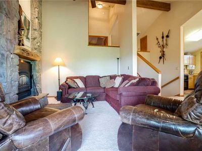 Discounted lift tickets! Spacious Four Bedroom Steamboat Townhome with a Great L