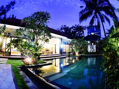 Photo for THE SUJANA VILLA 2 BEDROOM WITH PRIVATE POOL COZY & FRIENDLY UBUD