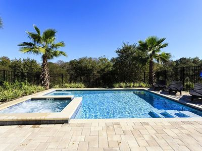 Photo for The Secret to Enjoying Your Villa with Private Pool on Reunion Resort and Spa, Orlando Villa 1348