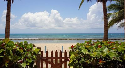 Photo for Beachfront Gazebo and Natural Pool w/ Luxury Amenities - Entire House