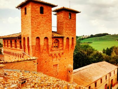 Photo for Charming Castle in Tuscany