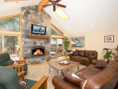 Photo for Timberland Retreat  - West Shore 4 BR 4 Bath with Hot tub - Sleeps 9