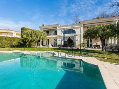 Photo for Villa Le Spagnol - 4 Chambres - Nice Ouest - Villa for 8 people in Nice
