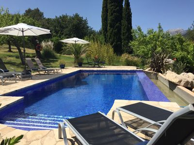 Photo for 3BR Villa Vacation Rental in Campanet, PM