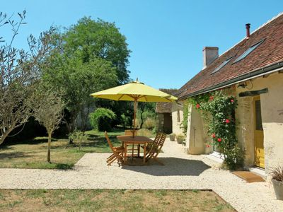 Photo for Vacation home La Marlaude in Monteaux - 6 persons, 3 bedrooms