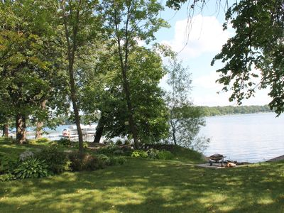 Newly Furnished Chain of Lakes-  Lake Geneva-