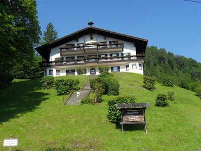 Photo for Holiday apartment Oberaudorf for 2 - 3 persons with 1 bedroom - Multistorey holiday home/maisonette