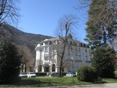 Photo for Apartment for holidays or cure in LUCHON