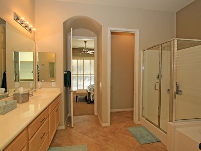 Photo for Spacious Desert Retreat in Esplanade with 3Bedrooms Pool & Spa