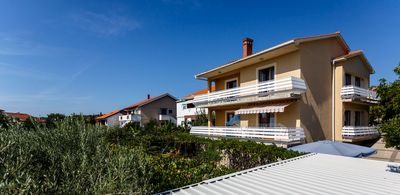 Photo for Apartment with 2 bedrooms and 2 bathrooms for 4-5 persons - beautiful sea view