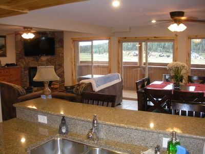 Photo for The Lodge at Duck Creek: BEAR'S DEN SUITE