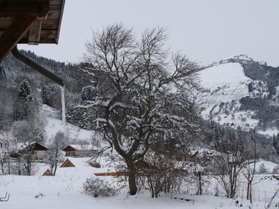 Photo for Authentic and spacious renovated farmhouse in the heart of a ski resort village