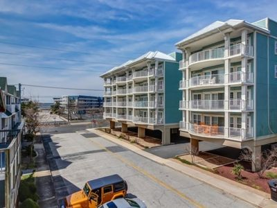 Photo for Breathtaking Family Friendly Condo-Pool & Sundeck, Steps to Ocean, Dining & fun