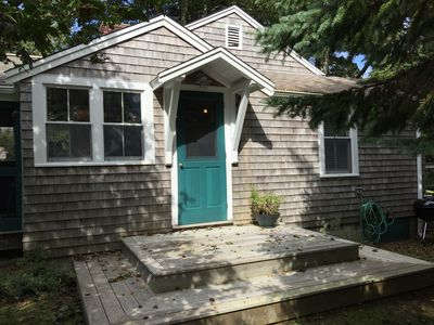 Photo for Charming Sun Filled Eastham Cottage