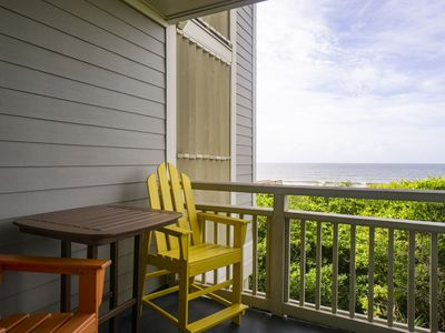 Photo for Always Sunny: 2 Bed/2 Bath Oceanfront Condo with Community Pool