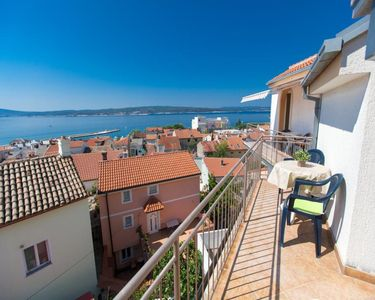 Photo for 1BR Apartment Vacation Rental in Crikvenica, Primorsko-goranska županija