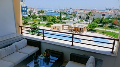 Photo for D22 Limassol Marina (Limassol) - Modern and Luxurious Apartment in the Exclusive Limassol Marina Residence with Swimming Pool