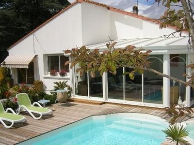 Photo for 5BR Villa Vacation Rental in Royan, Nouvelle-Aquitaine