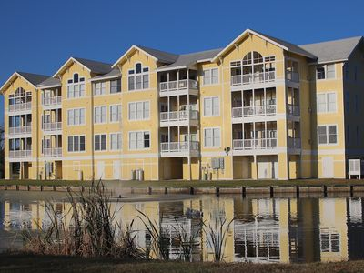 Photo for Star of the Sea Premium Condo with Elevator Access, Seasonal Waterpark Included