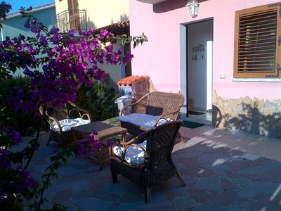 Photo for Casa Lulu, villa with garden 300 meters from the beach