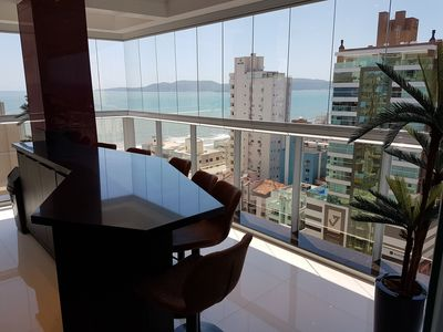 Photo for High Standard - 4 Suites - Sea View - 280m2 - 100m from the Sea - Centro Meia Praia