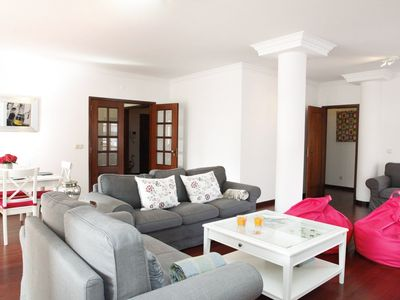 Photo for Cascais Guia's  gorgeous & spacious apartment