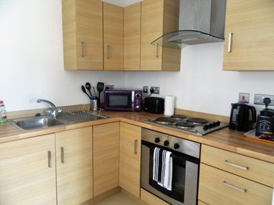 Fully Eqiuipped Kitchen
