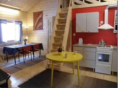 Photo for Vacation home Tuisku in Punkalaidun - 8 persons, 2 bedrooms