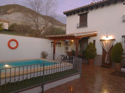 Photo for Country Cottage / Gite - Padul, Granada