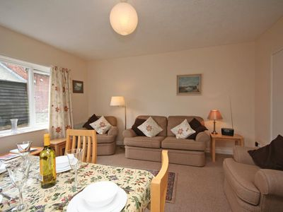 Photo for 4 WATERS EDGE, family friendly in Salcombe, Ref 995089