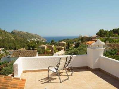 Photo for Vacation home Campesina in Moraira - 9 persons, 4 bedrooms