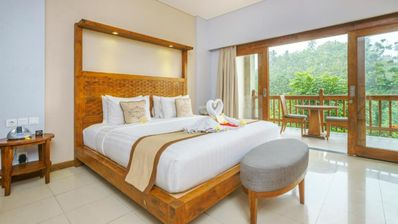 Photo for 1 Bedroom Suite Room in Ubud Valley, an Atmosphere to not miss!