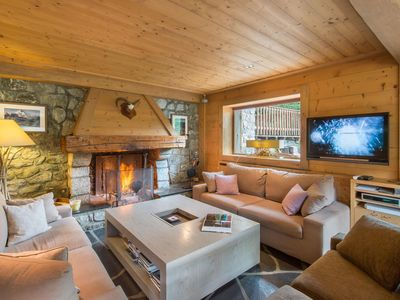 Photo for Chalet Ruisseau Renarde - Family chalet near to the centre and the slopes